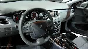 peugeot quartz interior peugeot 508 sedan sw and rxh updated for the paris motor show