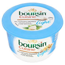 boursin cuisine light boursin boursin cuisine knoflook en fijne kruiden light bak