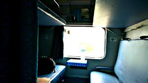 Coach Interior For Cars Indian Railways Rajdhani Duronto Ac Express Ac 2 Tier 2a Second Ac