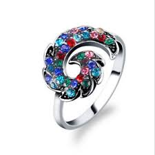 s ring fashion silver jewelry s rings for wedding party birthday