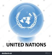 Flags Of Nations Images Orb United Nations Flag Stock Vektorgrafik 53191798 Shutterstock