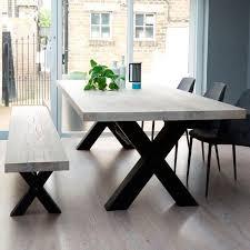 kitchen table ideas kitchen metal and wood kitchen table on kitchen within best 25