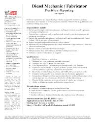 Resume For Iti Fitter Mechanic Resume Examples Resume Example And Free Resume Maker