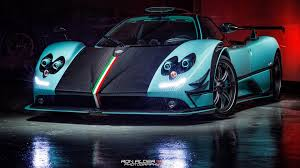 blue pagani zonda pagani zonda 760 rs wallpapers in jpg format for free download