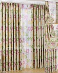 Large Pattern Curtains by Macy Lined Drapes Business For Curtains Decoration