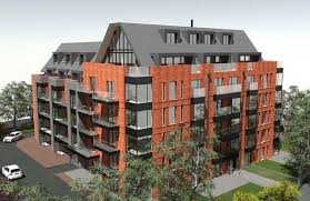car park flats plans are revealed as part of council u0027s u0027town