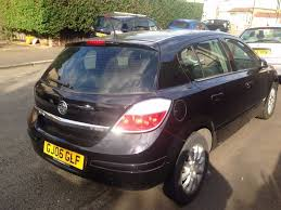2006 vauxhall astra 1 7 design cdti leather seats like focus