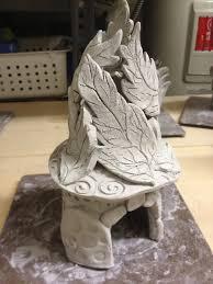Fairy House Plans Ceramic Fairy Houses Lesson Part One Slab Construction Fairy