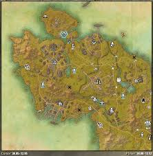 bal foyen treasure map treasuremaps discontinued outdated elder scrolls addons