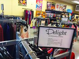 used clothing stores used clothes delight