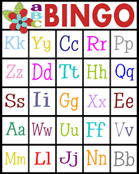 The Bingo Barn Sassy Sanctuary Abc U0027s Bingo Free Printable