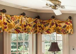 Valance Ideas For Kitchen Windows Interesting Kitchen Valance Ideas Alluring Interior Decorating