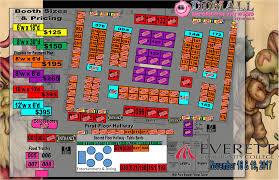 Evcc Campus Map November 18 U0026 19 2017 Oddmall Emporium Of The Weird U2013 Everett