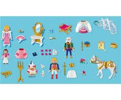 calendrier mariage playmobil 4165 calendrier de lavent mariage de la princesse