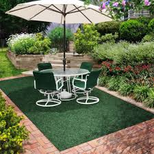 patio ideas rubber patio paver tiles with concrete pattern rubber
