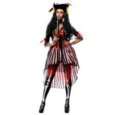 Female Pirate Halloween Costume Female Pirate Fancy Dress Costumes Promotion Shop Promotional