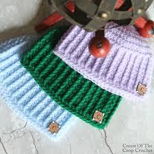 newborn pattern video textured newborn hat crochet pattern video tutorial crochet baby