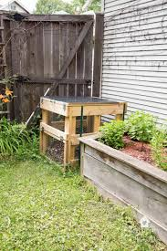 how to build a diy compost bin free plans u0026 cut list