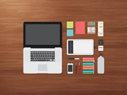 Organized Desk Desk Organized Neatly By Johns Dribbble
