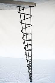 40 Inch Table Amazon Com Bar Height Table Legs Unique Modern Handmade 40 Inch