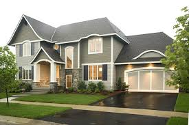 traditional two story house plans traditional two story home with open living space exterior house