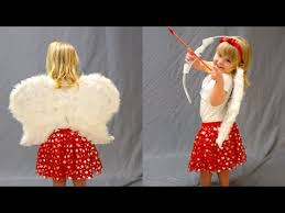 how to make a cupid costume youtube