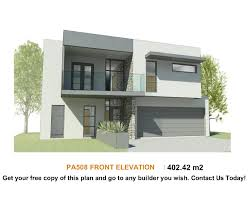 double storey house plans withal double storey home designs nsw