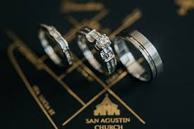 wedding ring manila a vintage glam themed wedding with bold colors of