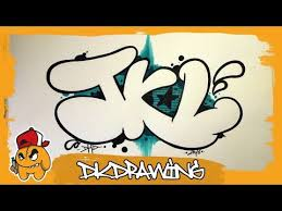 graffiti alphabet tutorial u2013 how to draw graffiti bubble letters j