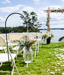 Cheap Outdoor Wedding Decoration Ideas Attractive Wedding Garden Decoration Ideas 15 Cheap Wedding