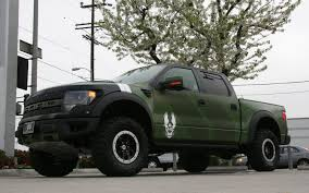 Ford F150 Truck Raptor - 2013 ford f150 raptor halo 4 edition needs it pinterest ford