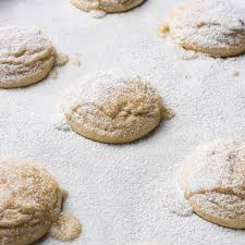 these easy no roll sugar cookies are a spend with pennies