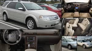 ford taurus all years and modifications with reviews msrp
