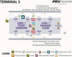 Phx Map Phoenix Sky Harbor International Airport Maplets