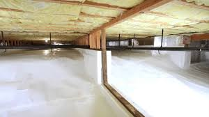 crawl space waterproofing u0026 encapsulation terrafirma foundation