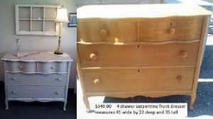 shabby chic painted furniture before and after 12 image