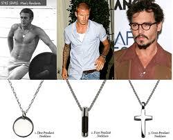 mens necklace style images Style staple mens pendant necklaces stuff the mens designer jpg