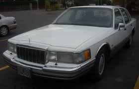 syndicate car lincoln town car wikipedia