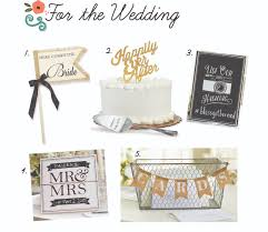 wedding gift guide wedding gift guide archives a slice of pie