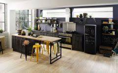 mod鑞e cuisine avec ilot central modele cuisine avec ilot central table design de maison