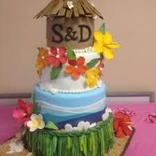 the 25 best hawaiian wedding cakes ideas on pinterest coconut