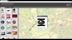 Newark Map Downtown Newark Map And Guide Youtube