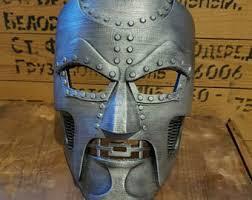 Dr Doom Mask Mf Doom Mask Ring