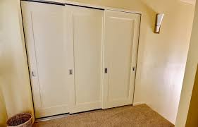 Closet Sliding Doors Extraordinary Ideas How To Replace Closet Doors Wadrobe Regarding