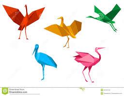 cigogne origami recherche google faire part naissance