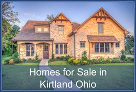 homes for sale in kirtland ohio