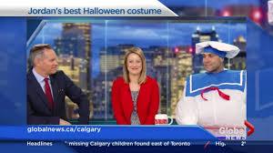 jordan witzel u0027s best halloween costume watch news videos online