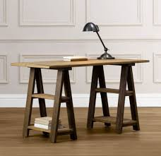 furniture appealing sawhorse table for working desk learn easy in