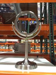Dual Illuminated Vanity Mirrors Sunter Lighted Vanity Mirror U2013 Costcochaser
