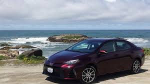 how many per gallon does a toyota corolla get 2017 toyota corolla review roadshow